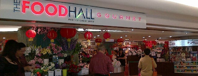 The FoodHall is one of 1 day grand indo, thamrin.