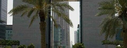 Dubai International Financial Center is one of Seyahat.