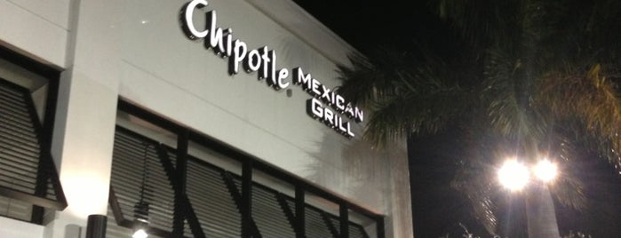 Chipotle Mexican Grill is one of Orte, die EricDeeEm gefallen.