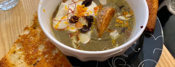 Archestratus Books & Foods is one of uwishunu food.