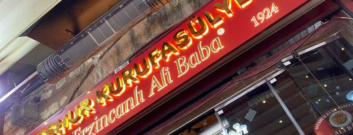 Ali Baba Kanaat Lokantası is one of Istanbul.