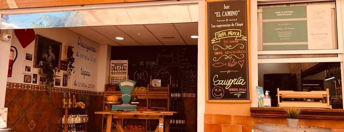 Bar El Camino is one of Tenerife.
