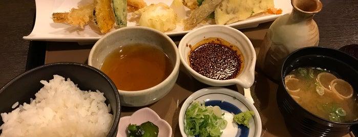 天ぷら 兎波 is one of Orte, die yasuuri gefallen.