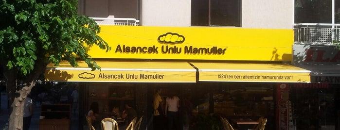 Alsancak Unlu Mamuller is one of Didem : понравившиеся места.
