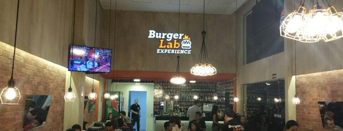 Burger Lab Experience is one of Locais curtidos por Paulo.