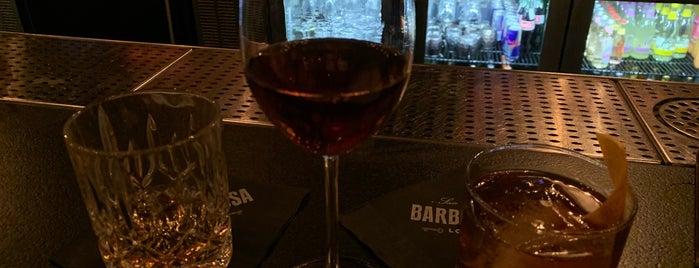 Barbarossa Lounge is one of Lieux sauvegardés par ReeD.