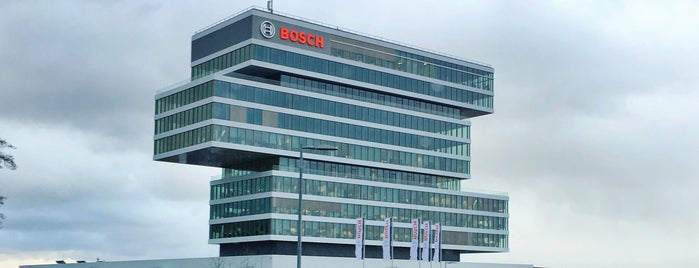 Bosch Forschungscampus is one of 4sq365de (1/2).