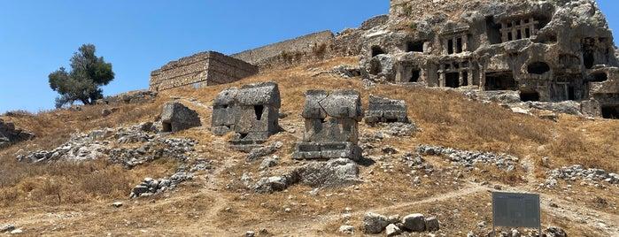 Tlos Antik Kent is one of Fethiye/Meğri ⛵️.