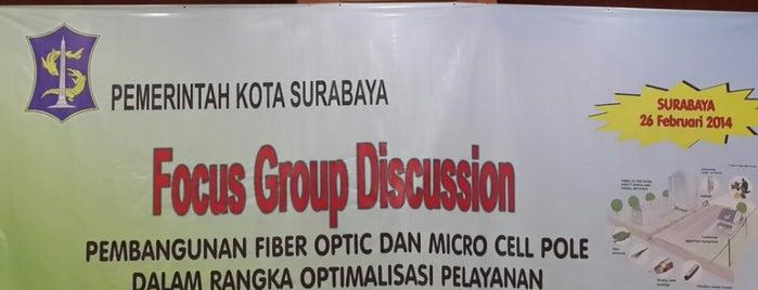 Bagian Pemerintahan dan Otonomi Daerah is one of Government of Surabaya and East Java.
