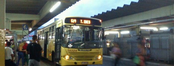 Terminal Transcol de Vila Velha is one of Lugares ES.