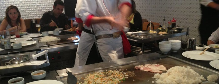 Benihana is one of Restaurantes SP.