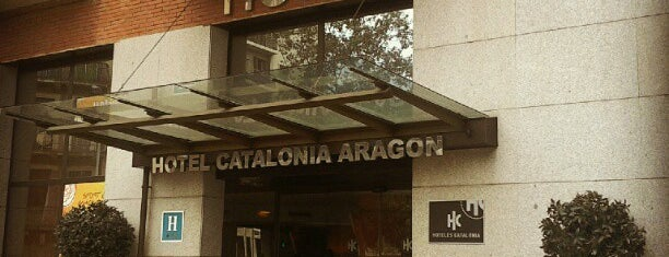 Hotel Catalonia Sagrada Familia *** is one of Mikhaela 님이 좋아한 장소.