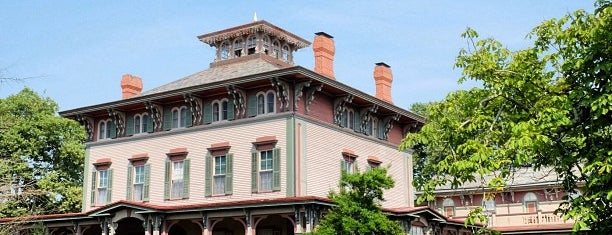 The Southern Mansion is one of Cape May.