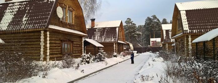Деревенька Аракуль is one of Orte, die Vlad gefallen.