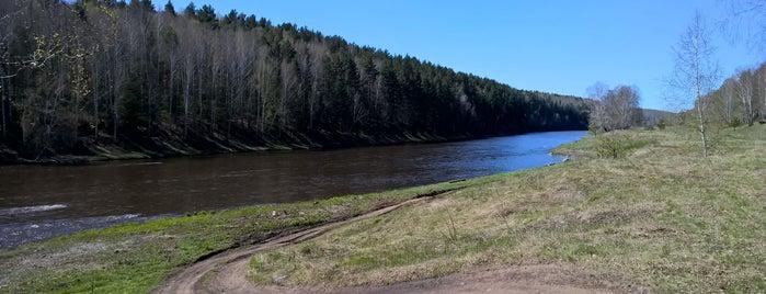 Исеть is one of Orte, die Vlad gefallen.