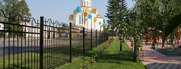 Детская площадка is one of Tempat yang Disukai Vlad.