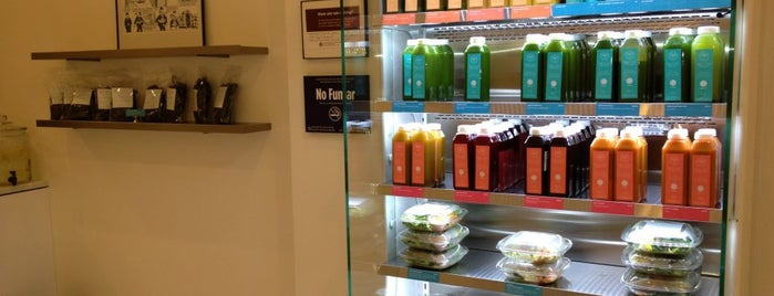 Magic Mix Juicery is one of Lower Manhattan.