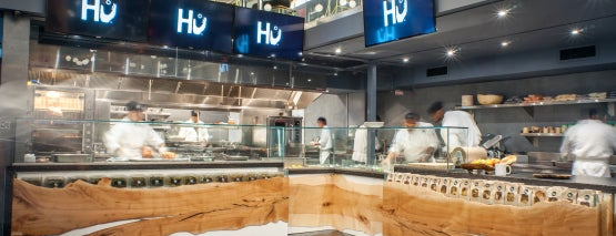 Hu Kitchen is one of New Office Lunch Spots.