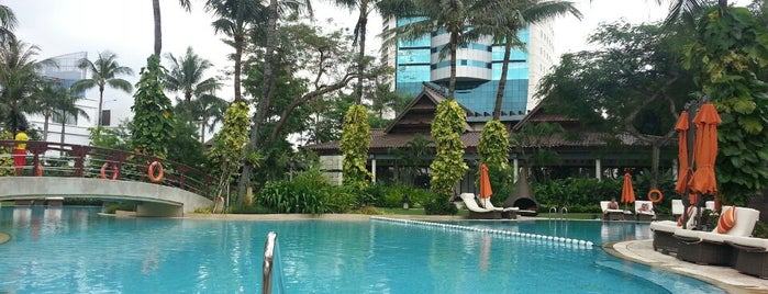 Pool Bar is one of Jakarta Pusat.