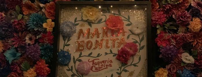 Maria Bonita is one of Cartagena.