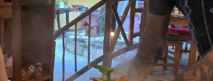 La Perla Pixan Cuisine & Mezcal Store is one of Jessica 님이 저장한 장소.