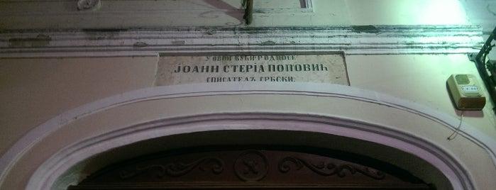 Ivan'ın Beğendiği Mekanlar
