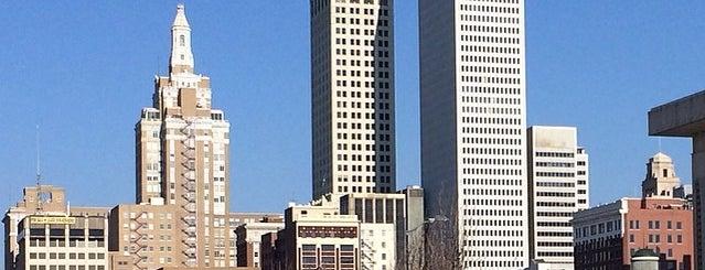 City of Tulsa is one of Locais curtidos por Angela.
