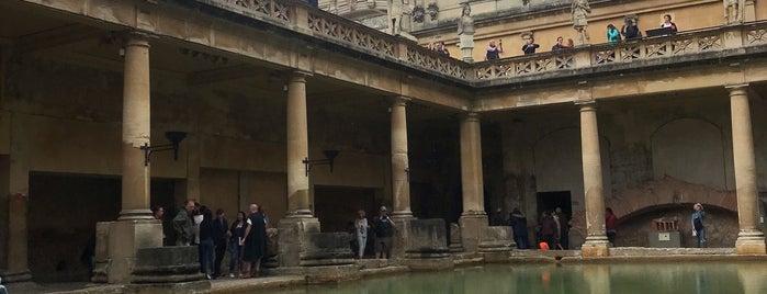 The Roman Baths is one of Arjun 님이 좋아한 장소.
