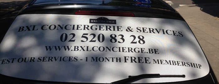 Bxl Conciergerie & Services Sprl is one of Lugares guardados de Aurelie.