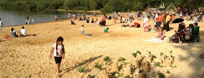 Ruislip Lido is one of London to do's.
