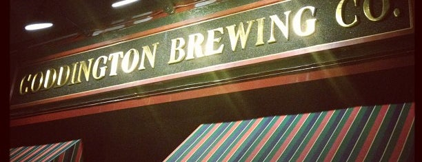Coddington Brewing Co is one of Newport favorites.