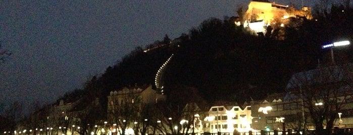Skybar is one of Food & Fun - Vienna, Graz & Salzburg.