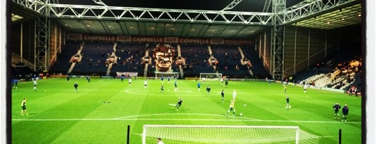 Deepdale Stadium is one of Soccer Stadiums.