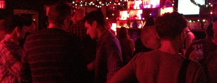 Barracuda Bar is one of NYC Gay Nightlife.
