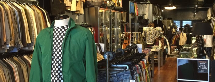 Sui Generis Consignment - Mens RTW is one of San Francisco 2.0.