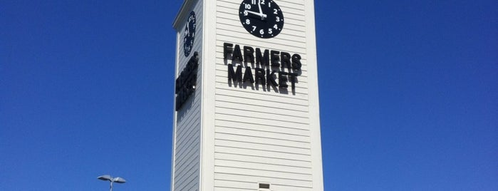 The Original Farmers Market is one of #myhints4LosAngeles.