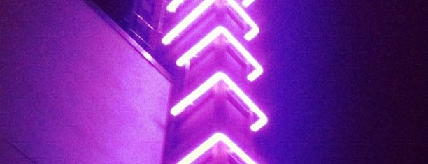 Violet Crown Cinema is one of The Austin Geek Trail.