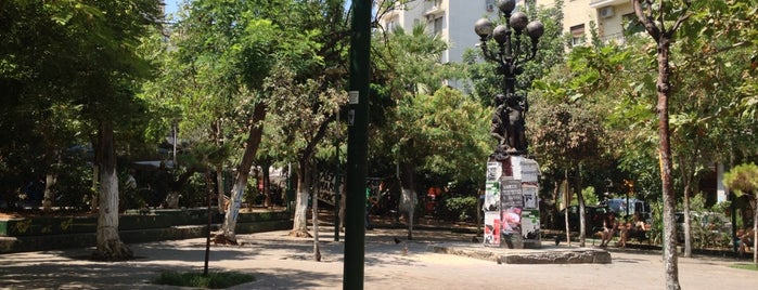 Exarcheia Square is one of Athens.
