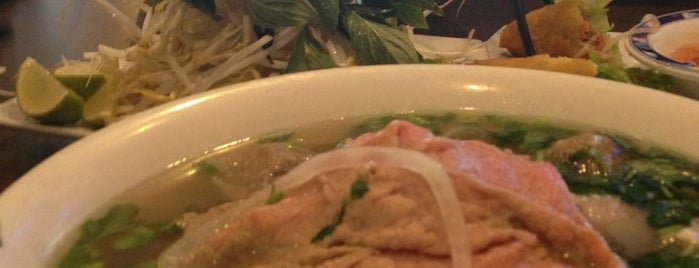 Saigon Noodle and Grill is one of Places To Try.