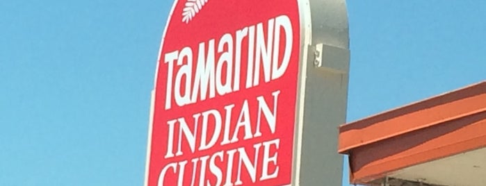 Tamarind Indian Cuisine is one of FOOD.