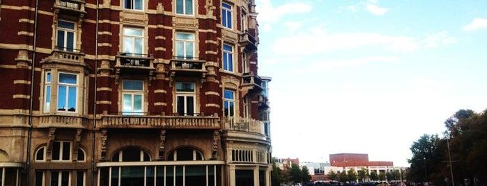 Hotel de l'Europe is one of De Elfhotelstocht.