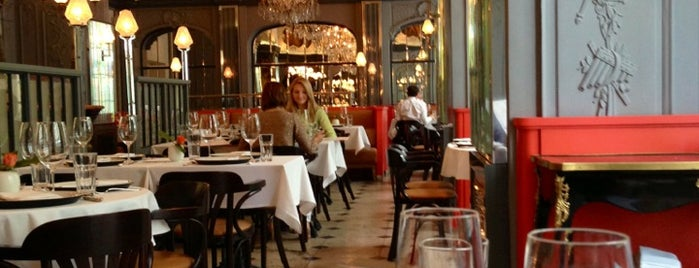 Brasserie Мост is one of French food.