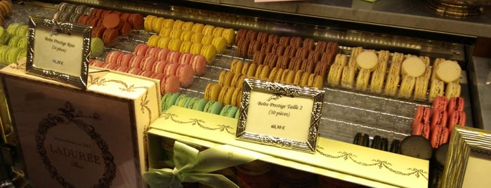 Ladurée is one of Monaco.
