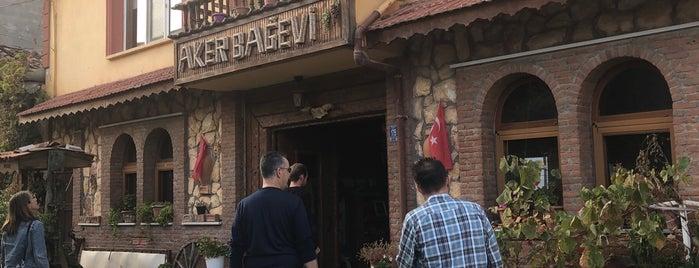 Aker Şarapçılık is one of Gurkan : понравившиеся места.