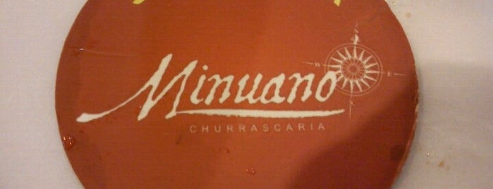 Minuano Churrascaria & Steakhouse is one of Juarezさんのお気に入りスポット.
