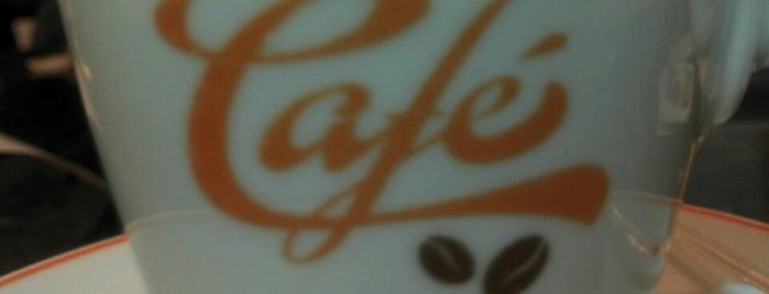 Mais Café is one of CWB - Cafés.