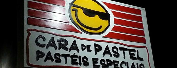 Cara de Pastel is one of Evandro'nun Beğendiği Mekanlar.