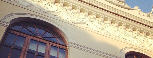 Teatro Argentina is one of Posti che sono piaciuti a Massimo.