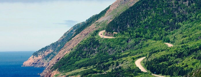 Cabot Trail is one of Canada Favorites.