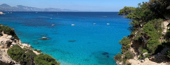Cala Goloritze' is one of IT - Sardinien.